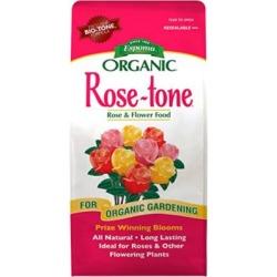 Espoma Organic Rose-tone 4-3-2, 4 lb.
