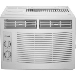 Amana 5;000 BTU 115V Window-Mounted Air Conditioner with Mechanical Controls