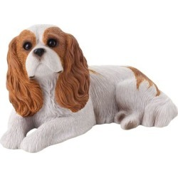 Sandicast Mid Size Cavalier King Charles Spaniel Dog Sculpture found on Bargain Bro India from Tractor Supply for $24.99