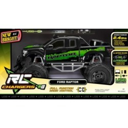 Ford 1:8 R/C USB Raptor, 60888U found on Bargain Bro India from Tractor Supply for $69.99