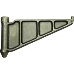 Buyers Products 8 x 12-1/2 in. Forged Steel Outrigger with Mounting Brackets