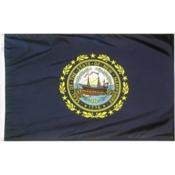 Annin New Hampshire State Flag, 4 ft. x 6 ft.