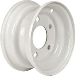 Martin Wheel 5-Hole Steel Trailer Wheel, 8x3.75, 5 hole