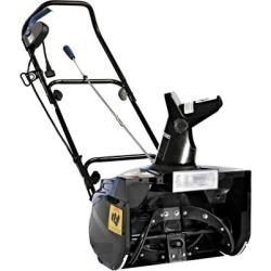Snow Joe SJ621 Electric Single Stage Snow Blower, 18 in., 13.5A Motor