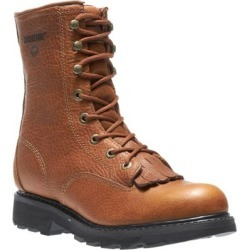 Wolverine Men's Herrin Lace Up Steel Toe with Kiltie W08393 found on Bargain Bro India from Tractor Supply for $149.99
