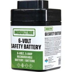 Moultrie 6V Rechargeable Safety Battery, MFHP12406