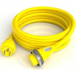 Furrion 30A Marine Cordset; 50 ft.; Yellow found on Bargain Bro India from Tractor Supply for $108.99