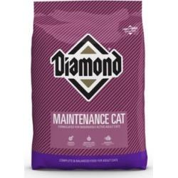 Diamond Maintenance Formula Adult Dry Cat Food, 40 lb.
