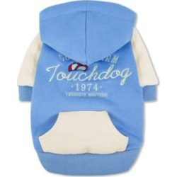 Touchdog Heritage Fashion Dog Hoodie, HD8 found on Bargain Bro Philippines from Tractor Supply for $37.99