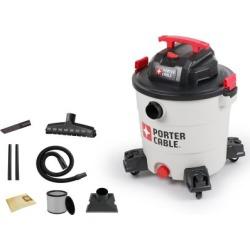 PORTER-CABLE 12-Gallon Wet/Dry Vacuum