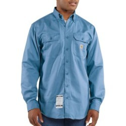 Carhartt Men's Flame-Resistant Classic Twill Shirt found on Bargain Bro Philippines from Tractor Supply for $69.99