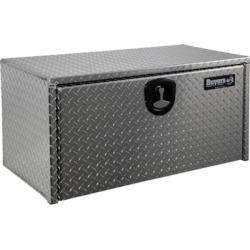 Buyers Products 18 in. x 18 in. x 36 in. Diamond Tread Aluminum Underbody Truck Box