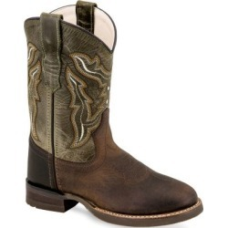 Old West BRC2004 Kid's 8.5 in. Western Boot, Vintage found on Bargain Bro Philippines from Tractor Supply for $65.99