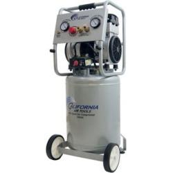 California Air Tools 10020CAD-22060 Ultra Quiet & Oil-Free 2.0 HP 10.0-Gallon Steel Tank Air Compressor with Auto Drain Valve