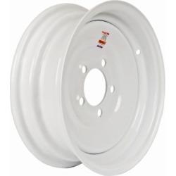 Martin Wheel 5-Hole Steel Trailer Wheel, 13x5, 5 hole