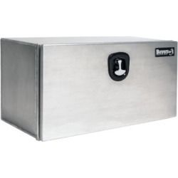 Buyers Products 18 in. x 24 in. x 36 in. XD Smooth Aluminum Underbody Truck Box