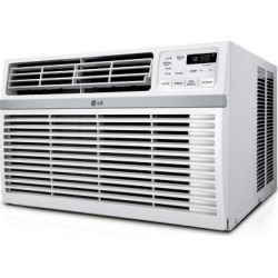 LG 8;000 BTU Air Conditioner with Remote Control