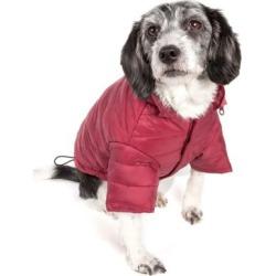 Pet Life Lightweight Adjustable Sporty Avalanche Pet Coat