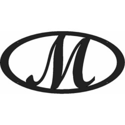 Gate Builders 4 ft. Oval Insert, Letter M found on Bargain Bro Philippines from Tractor Supply for $249.99