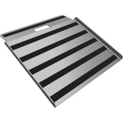 Magliner Aluminum Non-folding Curb Ramp for Hand Truck Use