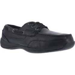 Rockport Works Rockport Works RK6738 Sailing Club ESD SR Steel Toe 3 Eye Tie Boat Shoe ASTM - CSA Approved found on Bargain Bro India from Tractor Supply for $128.00
