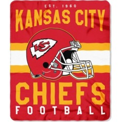 Northwest Kansas City Chiefs Fleece Throw, NW-08785 found on Bargain Bro Philippines from Tractor Supply for $24.99