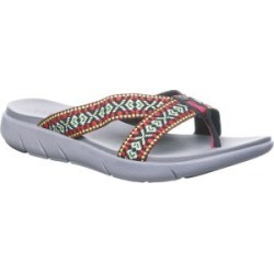 Bearpaw Women's Juniper Sporty Thong Sandal, 2443W found on Bargain Bro India from Tractor Supply for $29.99