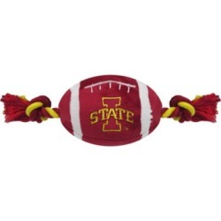 Pets First Co. Iowa State Cyclones Pet Football Toy