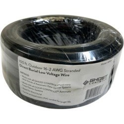 Ghost Controls Direct Burial Low Voltage Wire; 100 ft. found on Bargain Bro India from Tractor Supply for $42.99