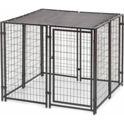 Fencemaster Kennel System Cottageview Dog Kennel