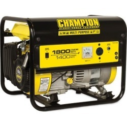 Champion Power Equipment 1400W Multipurpose Portable Generator found on Bargain Bro India from Tractor Supply for $229.99