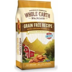 Merrick Whole Earth Farms Healthy Weight Dry Dog Food, 12 lb. Bag