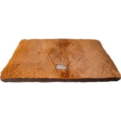 Armarkat Pet Bed with Poly Fill Cushion In Earth Brown, Multiple Sizes