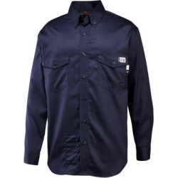 Wolverine Men's Fire Resistant Twill Shirt, W1203320 found on Bargain Bro India from Tractor Supply for $69.99