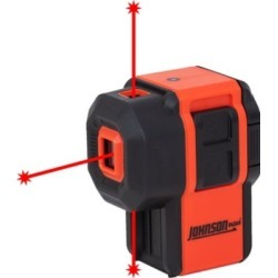 Johnson Level Self-Leveling 3-Dot Laser