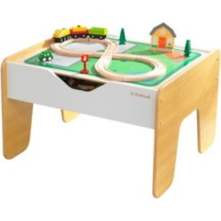 KidKraft 2-in-1 Activity Table with Board, 10039
