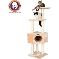 Armarkat 3 Tier Cat Tree, Scratch furniture, Beige, A5201