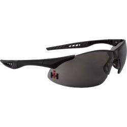 Safety Glasses  Smoke Gray Lenses