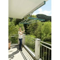 Exaco SAMBA Ceiling Mounted Clothes Drying Rack