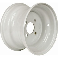 Martin Wheel 4-Hole Steel Trailer Wheel, 10x6, 4 hole