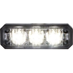 Buyers Products 2.5 in. LED Clear Multi Mount Mini Strobe Light