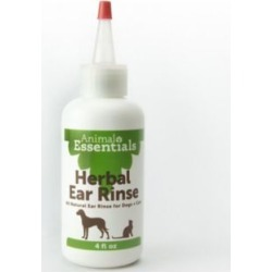 Animal Essentials Herbal Ear Rinse for Cat & Dog, 4 oz., 9002018 found on Bargain Bro India from Tractor Supply for $14.99
