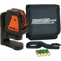 Johnson Level Cross-Line Laser