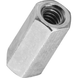 National Hardware 4003BC 10-24 Coupler; Zinc (Green) found on Bargain Bro India from Tractor Supply for $0.99