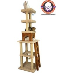 Armarkat Premium Cat Tree, Model X8303, Beige