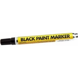 Forney 70819 Black Paint Marker
