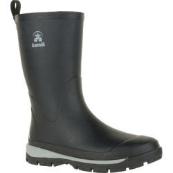 Kamik Men's Lars Waterproof Rubber Boot