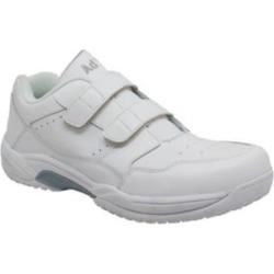 AdTec Men's 3 in. White Velcro Uniform Athletic