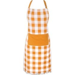 Zingz & Thingz Heavyweight Checkered Fringed Chef Apron, CAMZ37603 found on Bargain Bro from Tractor Supply for USD $12.91