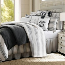 HiEnd Accents Blackberry 3 pc. Comforter Set, Super Queen, FB1776-SQ-OC